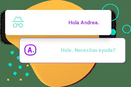 Andrea App. Actúa contra el acoso escolar